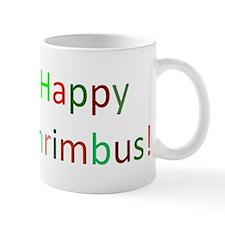 Happy Chrimbus Small Mug