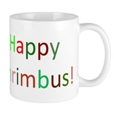 Happy Chrimbus Small Mug