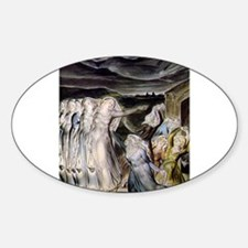 The Wise and Foolish Virgins Decal