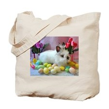 Eggs and Bunny! Tote Bag