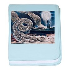Whirlwind of Lovers baby blanket