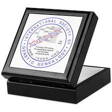 ISOGG Keepsake Box