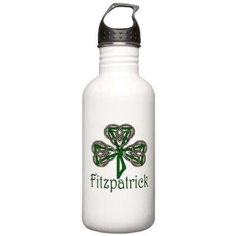 Fitzpatrick Shamrock Stainless Water Bottle 1.0L
