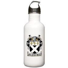 Fitzpatrick Coat of Arms Water Bottle
