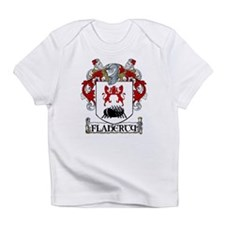 Flaherty Coat of Arms Infant T-Shirt