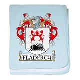 Coat of arms flaherty Blanket