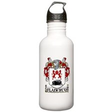 Flaherty Coat of Arms Water Bottle