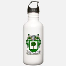 Flanagan Coat of Arms Water Bottle