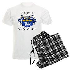 Flynn In Irish & English Pajamas