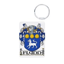 Flynn Coat of Arms Keychains