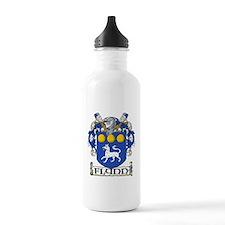 Flynn Coat of Arms Water Bottle