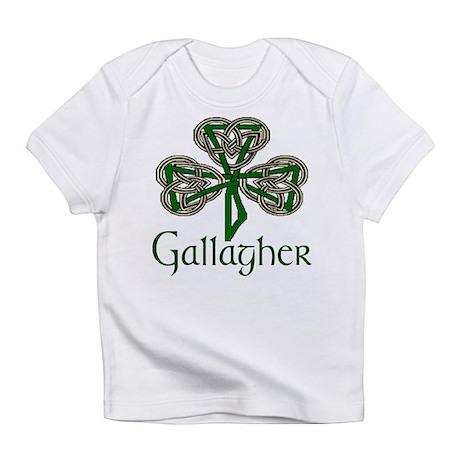 Gallagher Shamrock Infant T-Shirt