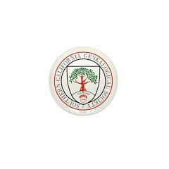 Scgs Logo Items Mini Button (10 Pack)