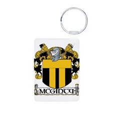 McGinty Coat of Arms Keychains