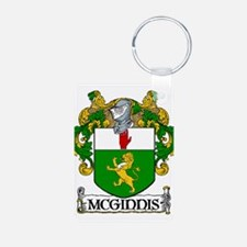 McGinnis Coat of Arms Keychains