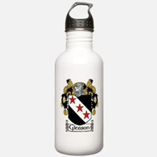 Gleason Coat of Arms Water Bottle