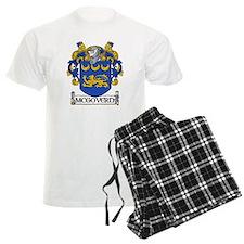 McGovern Coat of Arms Pajamas