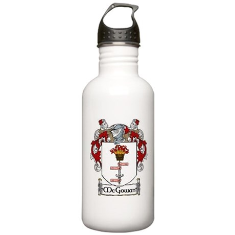 McGowan Coat of Arms Stainless Water Bottle 1.0L