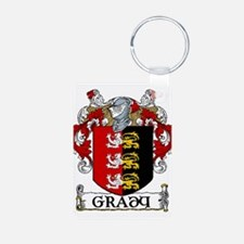 Grady Coat of Arms Keychains