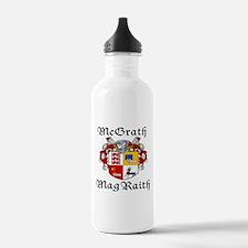 McGrath In Irish & English Water Bottle