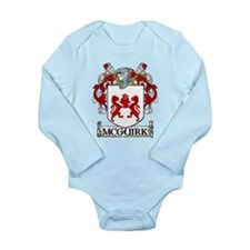 McGuirk Arms Long Sleeve Infant Bodysuit