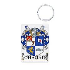 O'Hagan Coat of Arms Keychains