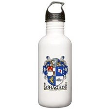 O'Hagan Coat of Arms Water Bottle