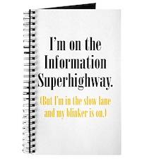 Slow Information Superhighway Journal