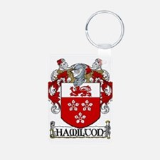 Hamilton Coat of Arms Keychains