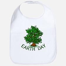 Earth Day Tree Hugger Bib