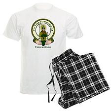 Hanrahan Clan Motto Pajamas