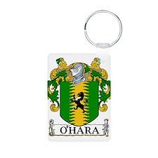 O'Hara Coat of Arms Aluminum Photo Keychain