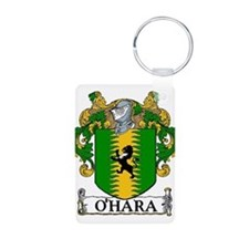 O'Hara Coat of Arms Keychains