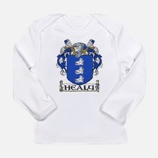 Healy Coat of Arms Long Sleeve Infant T-Shirt
