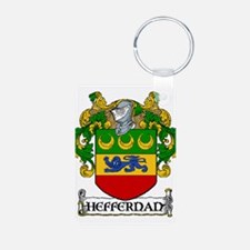 Heffernan Coat of Arms Aluminum Photo Keychain