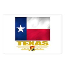 Texas Pride Postcards (Package of 8)