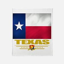 Texas Pride Throw Blanket
