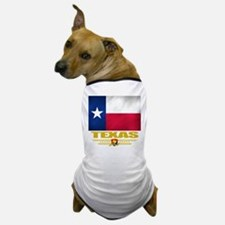 Texas Pride Dog T-Shirt