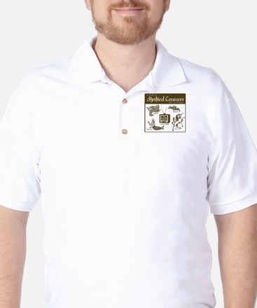 """Media Myth"" Golf Shirt"