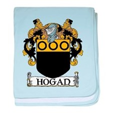 Hogan Coat of Arms baby blanket