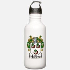 Hunter Coat of Arms Water Bottle