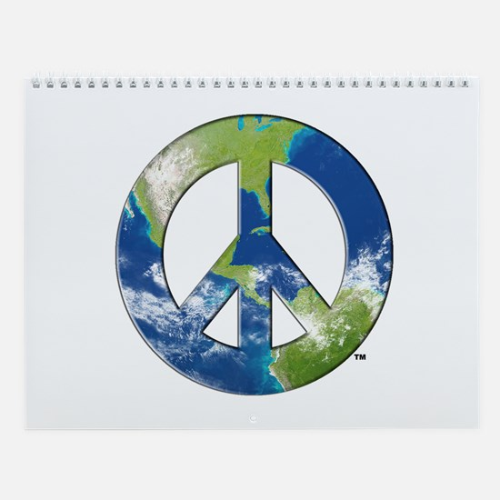 Wall Calendar Peace on Earth