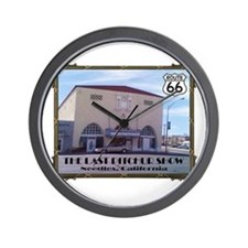 The Last Picture Show Wall Clock