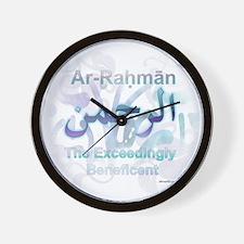 Cool Islamic art Wall Clock