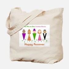 Jewish Diversity Passover Tote Bag