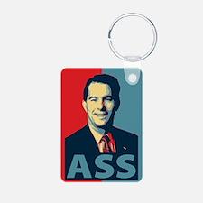 Scott Walker Ass Keychains