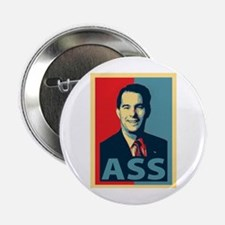 "Scott Walker Ass 2.25"" Button"