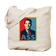 Scott Walker Ass Tote Bag
