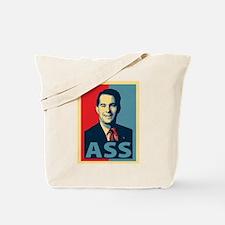 Scott Walker Ass Tote Bag