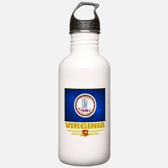 Virginia Pride Sports Water Bottle